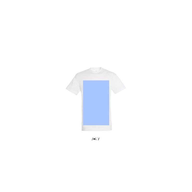 T-shirt personnalisable sur la face en A3