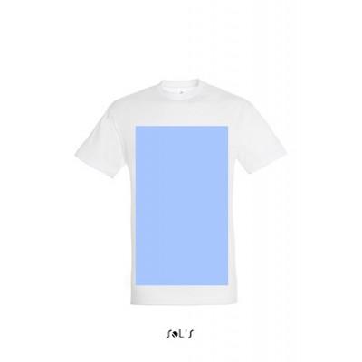 T-shirt personnalisable face et dos en A3