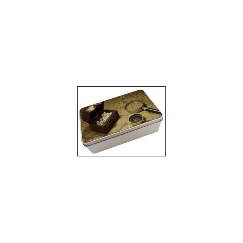Boites en aluminium rectangulaire / plaque sublimable