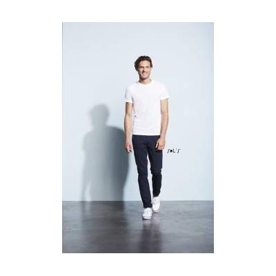 T-shirt Régent Blanc unisexe