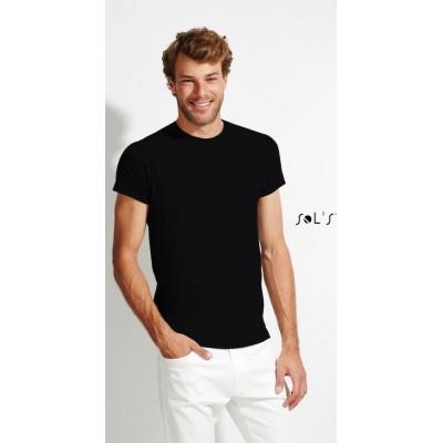 T-shirt Régent Noir unisexe