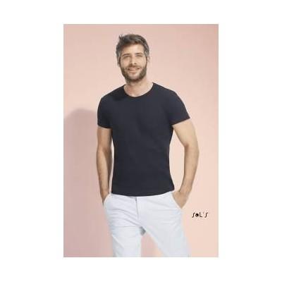 T-shirt Cintré Noir unisexe